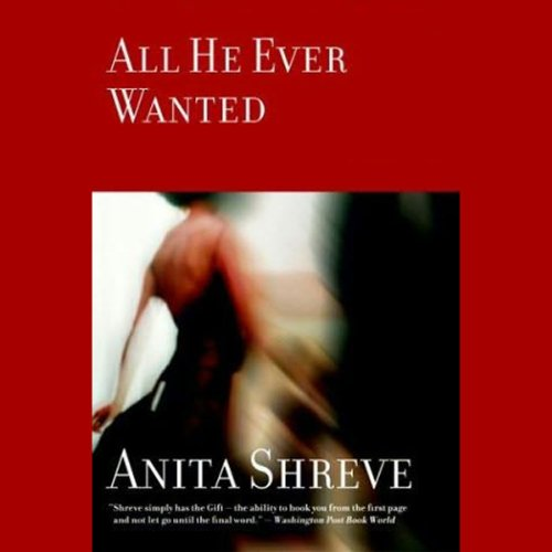 All He Ever Wanted audiobook cover art