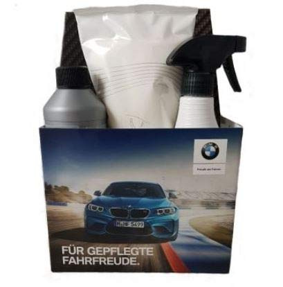 BMW Exklusives Langer Pflegeset Sixpack - Winter 2019/2020