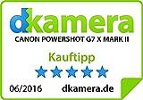 Recensione 1 Canon PowerShot G7 X MARK