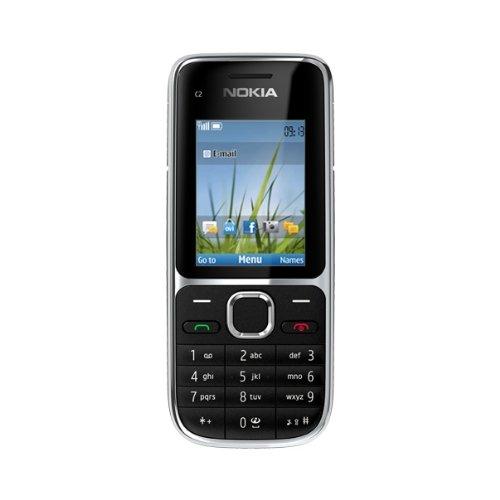 Nokia C2-01 - nero