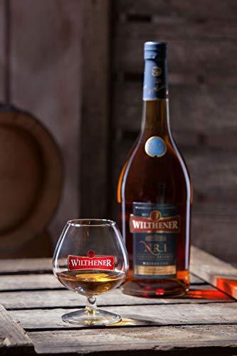 Wilthener NR. 1 , Brandy in X.O.-Qualität, Spirituose 38% vol., Branntwein der Spitzenklasse (1 x 0.7 l) - 2
