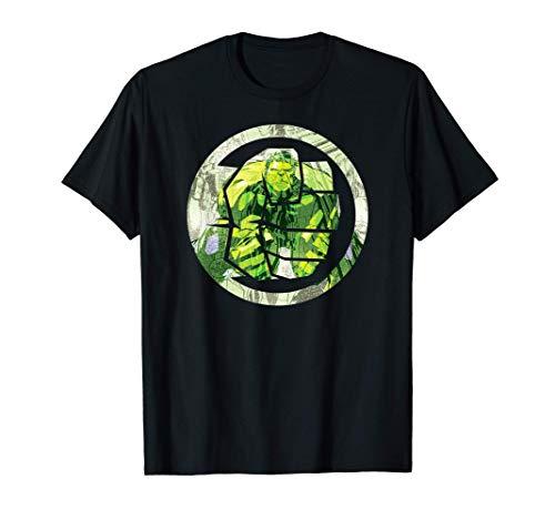 Marvel Incredible Hulk Fist Camiseta