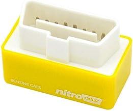 Abilieauty Nitro OBD2 Performance Chip Tuning Centralina Plug Drive per Auto