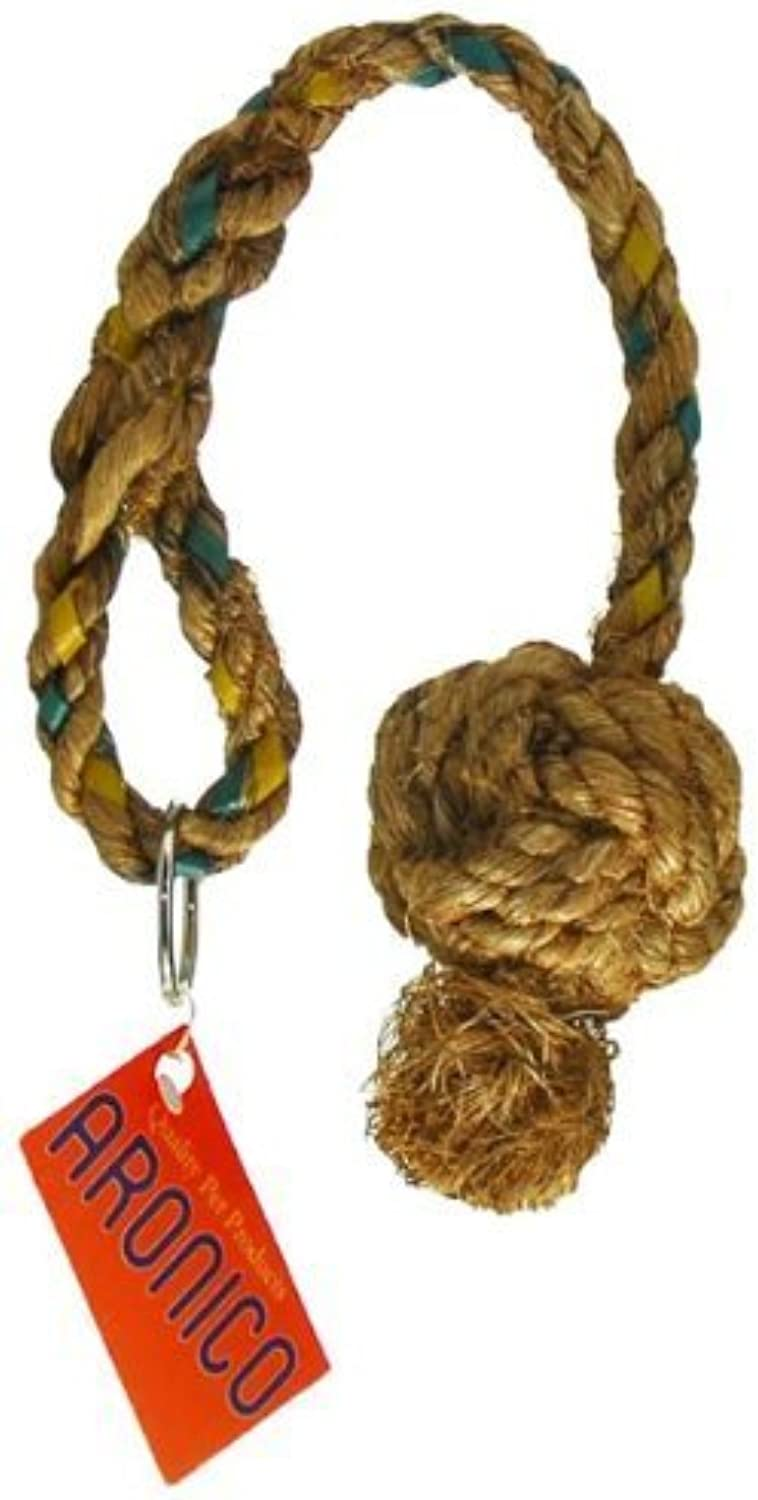 ARONICO Swing Around Bird Toy, Small