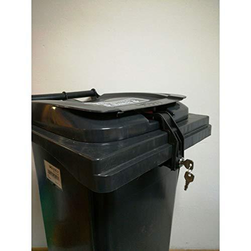 Mülltonnenverriegelung, 40-120 Liter, für Sulo, VS