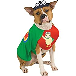 Ming-Ming Duckling Dog Costume