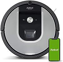 Robot aspirador iRobot Roomba 971 Alta potencia, Recarga y sigue limpiando, Óptimo para mascotas, Dirt Detect, Se...