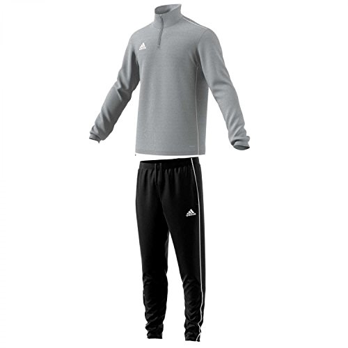 adidas Heren trainingspak Core 18, Stone/White, L