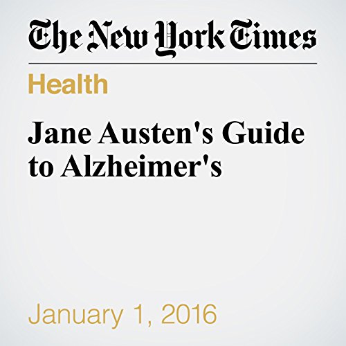 Jane Austen's Guide to Alzheimer's audiobook cover art