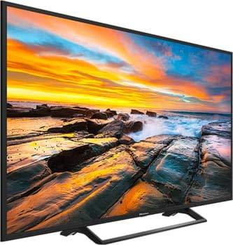 "HISENSE TV LED Ultra HD 4K 50"" H50B7320 Smart TV Vidaa U"