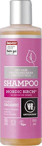 Urtekram Nordische Birke Shampoo Bio, trockenes Haar,...