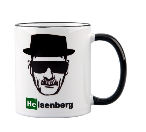 Breaking Bad, Tazza regalo