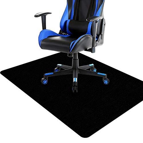 EAYHM チェアマット ゲーミング 椅子 床保護マット PVC