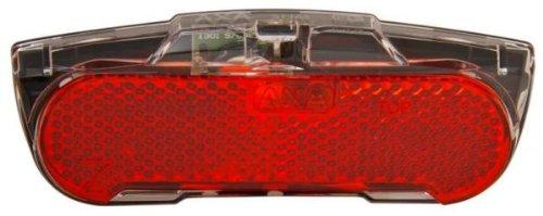 AXA achterlicht Slim Steady, rood, 10 x 3 x 3 cm