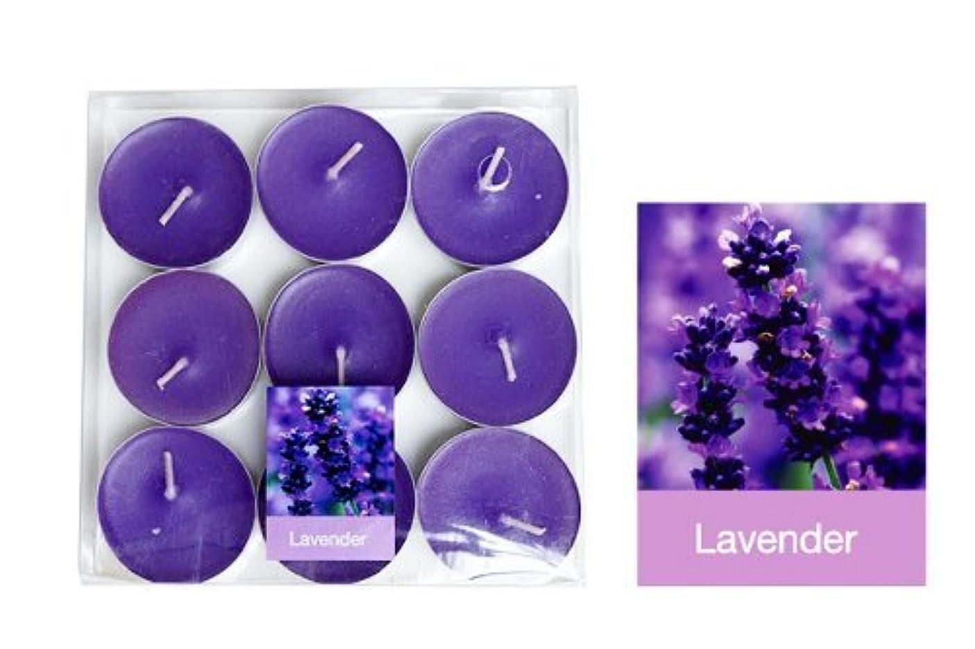 アカデミー確かめるコンテンポラリーThai Spa Candle , Relaxed Aroma Candle Lavender Smell with Aluminium Grommet Holder Thai Product by Tarad Siam Candle [並行輸入品]