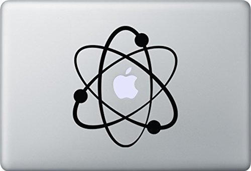 MacDecalDe -  Macbook Sticker Atom