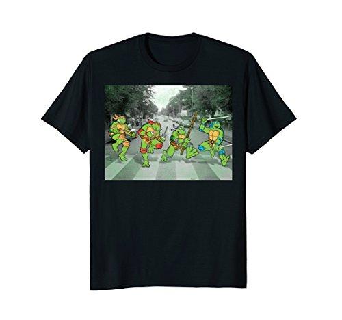 ninja turtle adult tshirts - 7