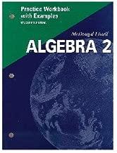 McDougal Littell Algebra 2: Practice Workbook with Examples, Teacher's Edition