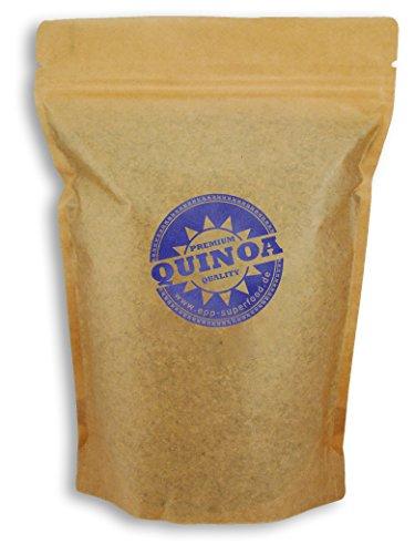 Quinoa Samen weiß, 1kg, Epp Superfood, 1er Pack 1000g/1 kg, Ausgezeichnete Pflanzliche Proteinquelle