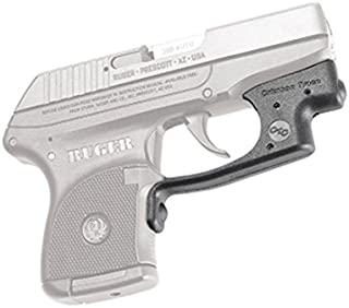 Crimson Trace LG-431-S Ruger, LCP Polymer Laserguard, Overmold Front Activation, Clam Pack