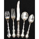 Sterling Strasbourg Butter Spreader by Gorham Silver | Replacements, Ltd.