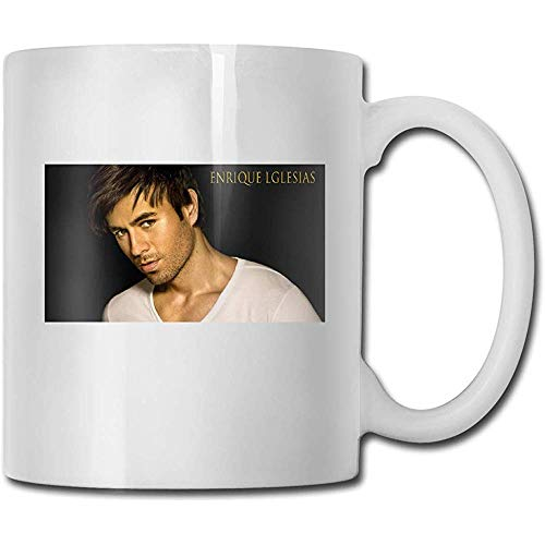 Enrique Iglesias Mug Personalidad Coffee Drink Water Drink Cup 330ml