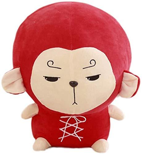 Kotee Bambini regalo di Natale di compleanno 30 centimetri peluche Giocattoli Fiore Viaggi Hwayugi scimmia della peluche di Kawaii Goku coreana Tv un coreano Odyssey stella del cuscino molle Home Deco