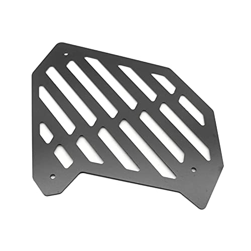 XINYAN qun-qun Radiador Grille Guard Cover Protector Fit para Yamaha Nmax 155/125/150 NVX155 2015-2020 (Color : Black)