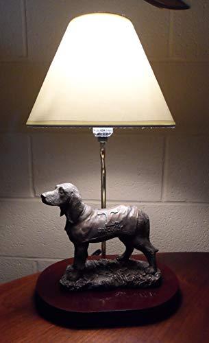 Tennessee Volunteers Smokey Mascot Lamp