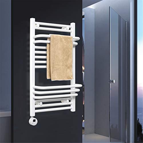 Lvbeis Radiador Toalleros Electrico con Termostato Radiadores Pared Baño Secador Toallas,120x50cm