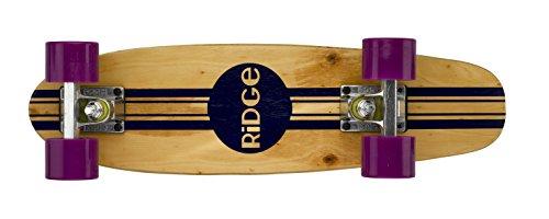Ridge - Skateboards in Lila, Größe 59 cm