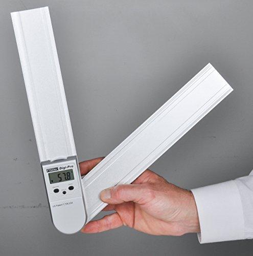 Fowler Full Warranty 54-440-775-1 Digital-Pro Electronic Protractor, 12