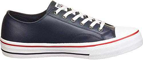 Tommy Hilfiger Leather City Sneaker Heren