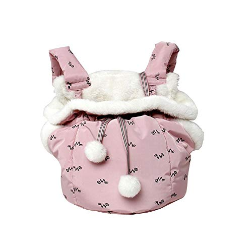 SmallPocket Haustierrucksack Rucksäcke Katze Für Hund Und Katzen Tragbare Transparente Und Erweiterbare Ourdoor Faltbarer Raum Tragetasche Schulterbeutel Brustbeutel Warm Zu Halten Haustierbeutel