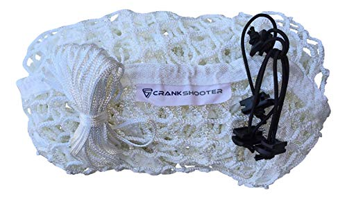 CrankShooter 4mm WHITE Replacement Net for 6