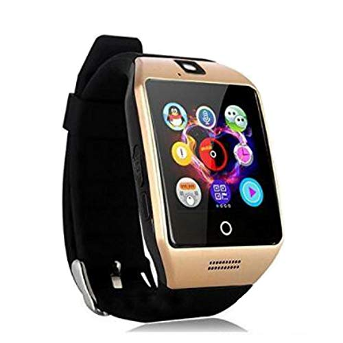 Bluetooth Smartwatch Touchscreen Kamera Wasserdicht Smart Uhr Sport Fitness Smart Watch mit Whatsapp Handy Uhr Bluetooth Uhr Intelligente Armbanduhr Kompatibel IOS Andriod für Herren Damen Kids