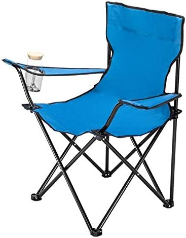 Portable Don't miss the campaign Camping Chair Outdoor with Max 89% OFF Arm Outside and Rests