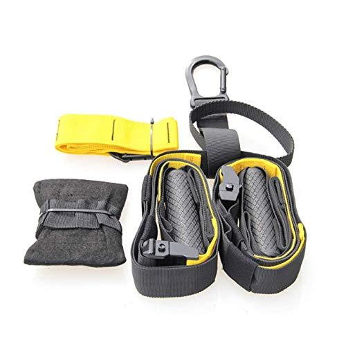 SHYSBV Tipo de suspensión tirón cinturón Fuerza Entrenamiento Banda de Resistencia tirón Cuerda Deportes Fitness Banda Ejercicio físico