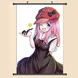mgrlhm Anime Manga Corner Scroll Painting Scroll Painting Mural 40x60 Picture Wallpaper Sticker Poster 40x60cm 10