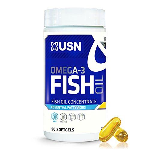 USN Omega-3 Fish Oil, 90-Count