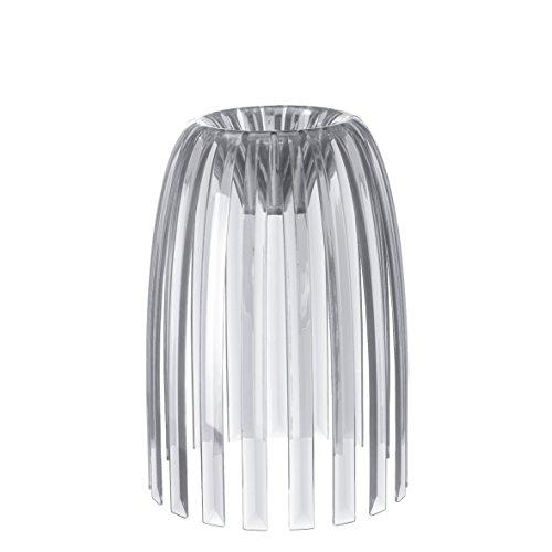 koziol Lampenschirm, Thermoplastischer Kunststoff, crystal clear