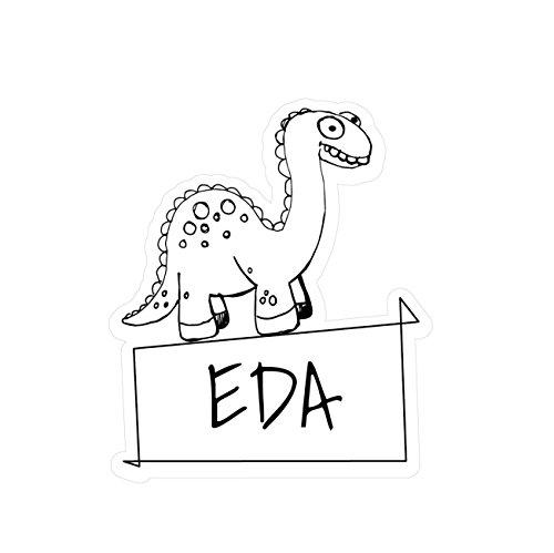Jollipets Stickers Bébé Enfant - EDA - Variante : Animaux Zoo - Couleur : Dinosaure