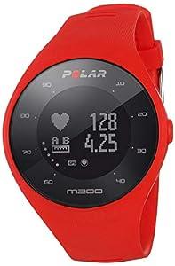 Es un reloj de carrera resistente al agua con medición de la frecuencia cardíaca en la muñeca Haz un seguimiento de tu velocidad, distancia y ruta con el GPS incorporado Controla tu actividad, los pasos, la distancia, las calorías quemadas y el tiemp...