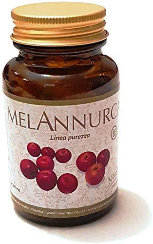 MELANNURCA - LA MELA DEL CUORE - 60 CAPSULE - contro la caduta dei capelli, con vero estratto di mela Annurca, 100% naturale, vegan, puro, un aiuto contro il...
