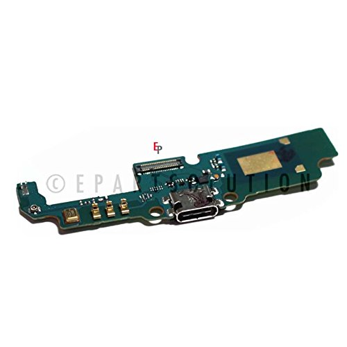ePartSolution_Micro USB Charger Charging Port Dock Connector USB Port Flex Cable for ZTE Warp 7 N9519 Replacement Part USA Seller