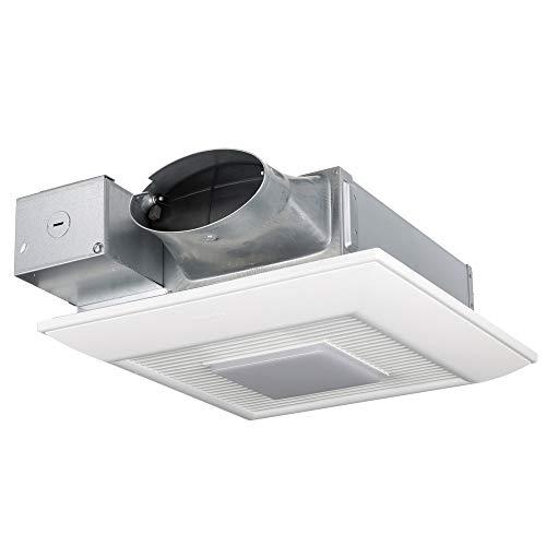 Panasonic FV-0510VSL1 WhisperValue Multi-Flow Bathroom Fan, White