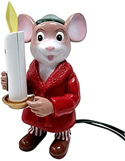 Goodnight Lights Mouse Ornament by Mr. Christmas