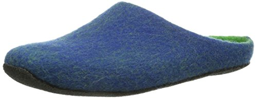 MagicFelt Unisex-Erwachsene JU-720 Pantoffeln, Blau (Lagoon), 39 EU