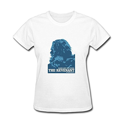 The Revenant Poster Design Cotton Damen's T-Shirt XXL X-Large