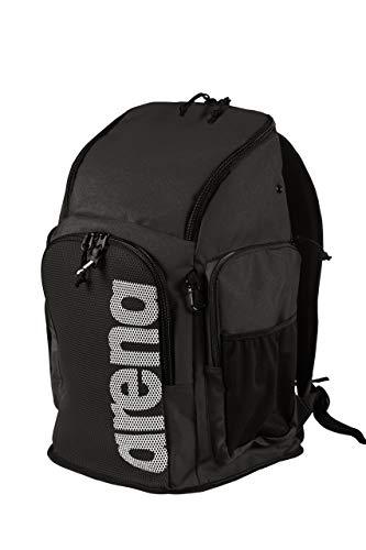 ARENA Bolsa Backpack 45, Unisex Adulto, Team Black, Talla Única